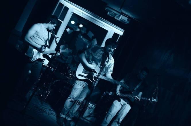 Stella Blues - Summer 2014. Photo by Taylor Hudak.