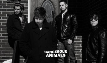 Dangerous Animals Promo Logo